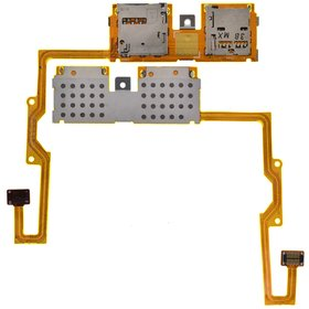 Плата SIM CARD Samsung Galaxy Note PRO 12.2 P900 WiFi / DSHF.7HR0.0D23 SM-P900 SIM SOCKET PBA