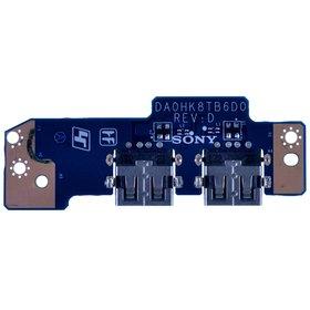 Плата USB для Sony Vaio SVF1521A4E