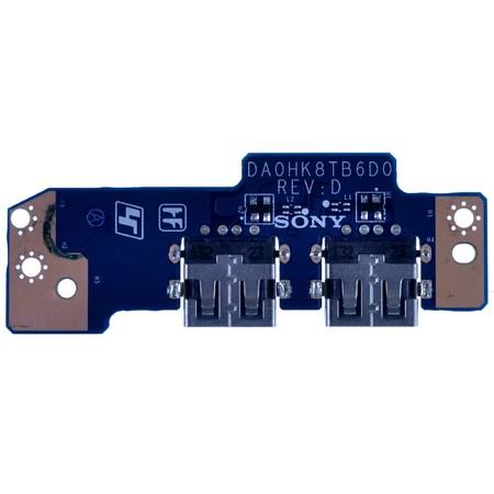 Шлейф / плата на USB Sony Vaio SVF1421P2E