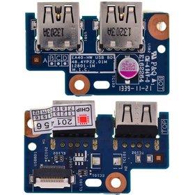 Плата USB Acer Aspire E1-522 (MS2372) / 48.4YP22.01M
