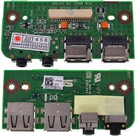 Шлейф / плата на USB для ASUS K53SV