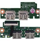 Шлейф / плата на USB для HP 15-d059sr