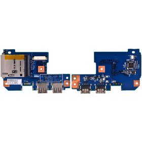 Плата USB Acer Aspire 7741G / 48.4HP02.011
