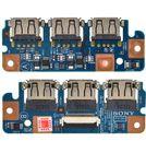Шлейф / плата на USB Sony VAIO VPC-EG33FX/W