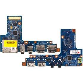Плата аудио Dell Latitude X200 (PP03S) / LS-5461P