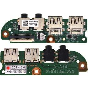 Плата аудио DNS Home (0165295) TWC-N13M-GE2 / DA0TWCTB8C0 REV:C
