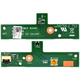 Шлейф / плата на кнопку включения для ASUS K53TA