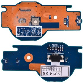 Плата кнопки включения Acer Aspire 7741ZG