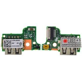 Плата кнопки включения Acer Aspire V5-552 / DA0ZRITB8D0