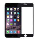 Защитное стекло для Apple iPhone 6 Plus черное полное покрытие