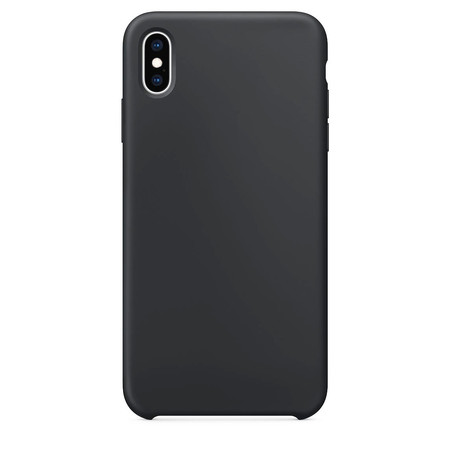 Чехол для Apple iPhone Xs Max темно-серый