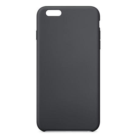 Чехол для Apple iPhone 6 Plus Silicone Case черный