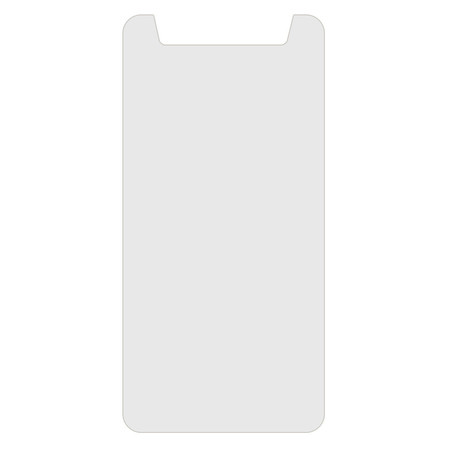 """Защитное стекло для универсальное 4"""" 2,5D"""