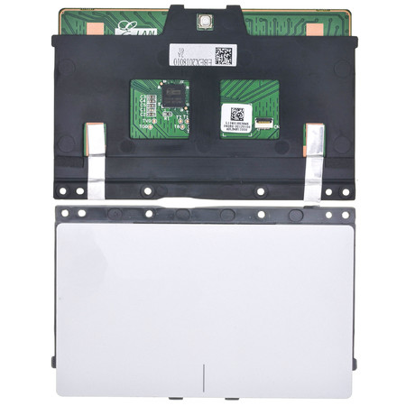 Тачпад для Asus X201 / EBEX2018010 REV:2A серебристый