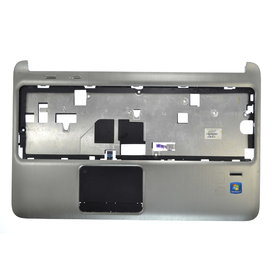 Верхняя часть корпуса ноутбука серый HP Pavilion dv6-6b14ed