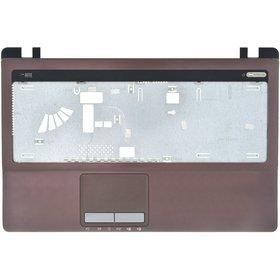 Верхняя часть корпуса ноутбука коричневый Металлическая для ASUS K53SJ