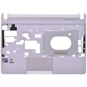 Верхняя часть корпуса ноутбука серый Acer Aspire one D257 (ZE6)