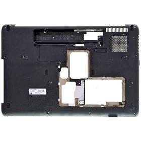 Нижняя часть корпуса ноутбука черный HP Compaq Presario CQ71-140EA