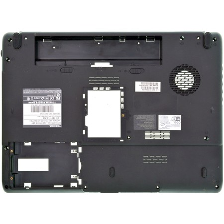 Нижняя часть корпуса (D) для Toshiba Satellite L300D / V000130170