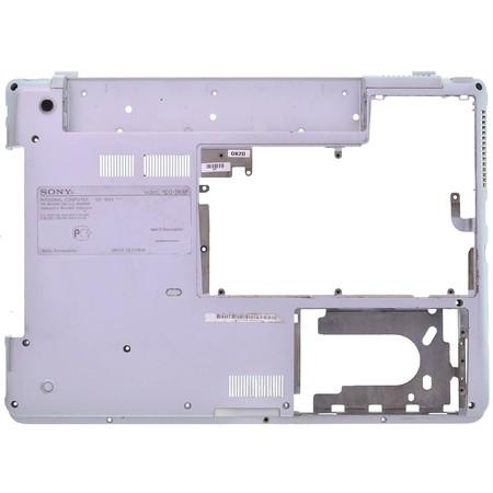 Нижняя часть корпуса (D) для Sony VAIO VGN-CR / 3JGD1BHN010 серый