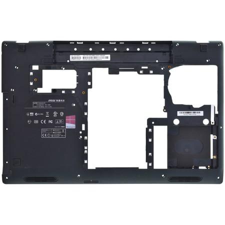Нижняя часть корпуса (D) для MSI CX61 (MS-16GB) / E2P-6G1D2XX-P89
