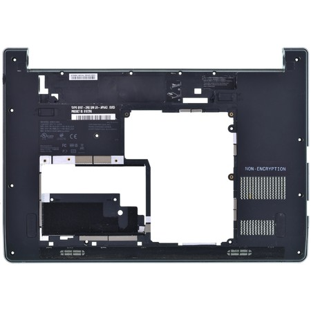 Нижняя часть корпуса (D) для Lenovo ThinkPad Edge 13 (E30) / 34PS1BSLV00