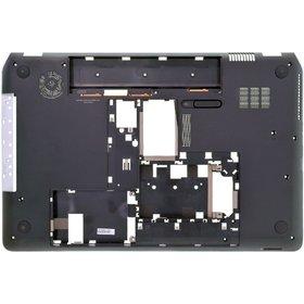 Нижняя часть корпуса (D) - HP ENVY dv7-7200 / 707999-001 черный