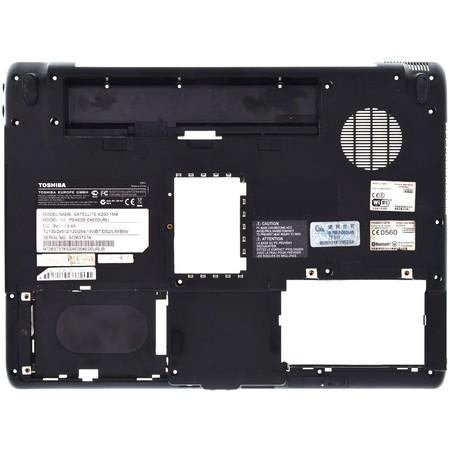 Нижняя часть корпуса (D) для Toshiba Satellite A200 / FA019000AXX
