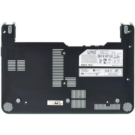 Нижняя часть корпуса (D) для MSI Wind U90 (MS-N811) / E2P-011D21-Y31