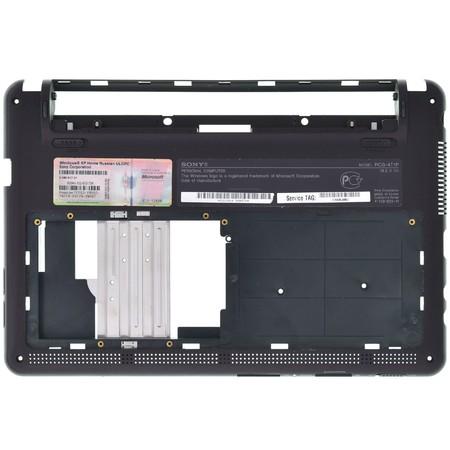 Нижняя часть корпуса (D) для Sony VAIO VPCW1 / 43SY2BHN020 коричневый