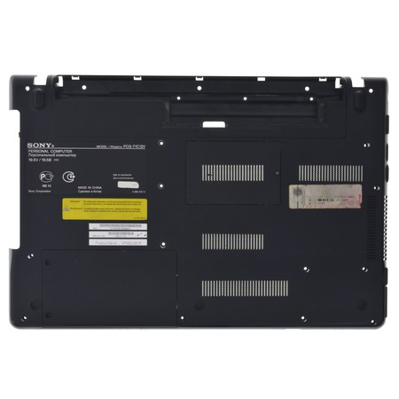 Нижняя часть корпуса (D) для Sony VAIO VPCEL / 39.4MQ01.005