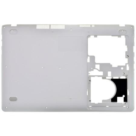 Нижняя часть корпуса (D) для Samsung NP470R5E / BA75-04476A белый