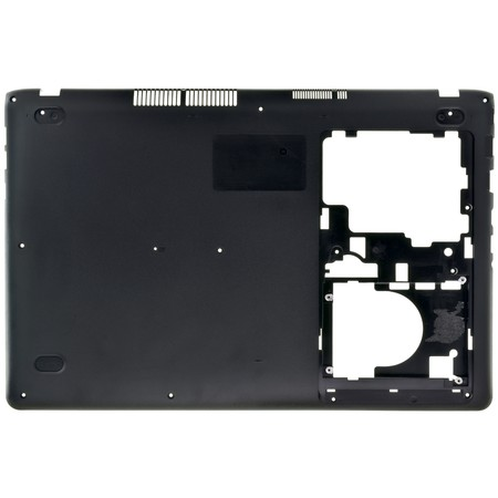 Нижняя часть корпуса (D) для Samsung NP470R5E / черный