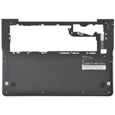 Нижняя часть корпуса (D) для Samsung NP530U3C / BA75-03713F коричневый