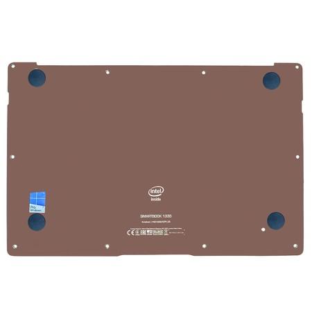 Нижняя часть корпуса (D) для Prestigio SmartBook 133S, PSB133S01ZFP / бронзовый