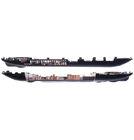 Нижняя часть корпуса (D) для Samsung NP355V5C / BA81-17609A черный