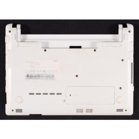 Нижняя часть корпуса (D) для Samsung N100SP (NP-N100S-N05) / BA81-16348A белый