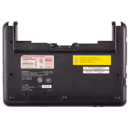Нижняя часть корпуса (D) для Sony VAIO VPCM12M1R/P / 012-001A-3472-A00 черный