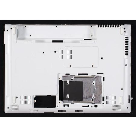 Нижняя часть корпуса (D) для Samsung Q320 (NP-Q320-FS02) / белый