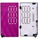Крышка RAM ноутбука Asus EEE PC 1008 / 1006260622 розовый