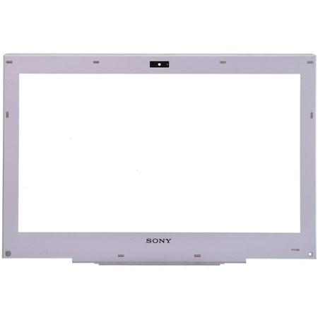 Рамка матрицы (B) для Sony VAIO VPC-SB1V9R/B (PCG-41214V) / 012-100A-6394-A серый