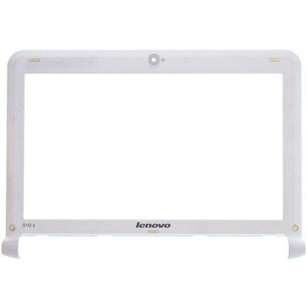 Рамка матрицы (B) для Lenovo IdeaPad S10-2 / AP08H0002101 белый