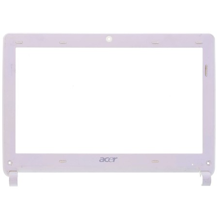 Рамка матрицы (B) для Acer Aspire one D257 (ZE6) / EAZE6002020-2 белый