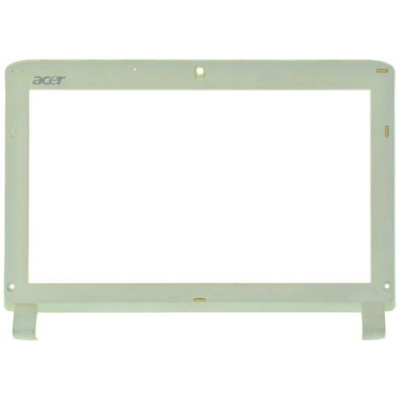 Рамка матрицы (B) для Acer Aspire one 532h (AO532h) (NAV50) / AP0AE000210 белый