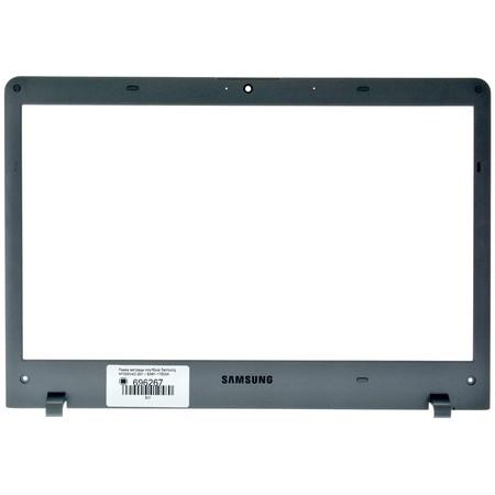 Рамка матрицы (B) для Samsung NP355V4C-S01 / BA81-17603A серый