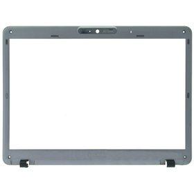 Рамка матрицы ноутбука Toshiba Satellite U400 / ZYE39BU2LB0I00080504 серый