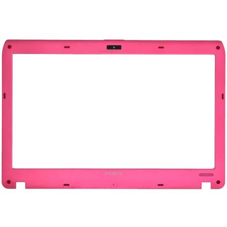 Рамка матрицы (B) для Sony VAIO VPCY / 41.4JH01.001 розовый
