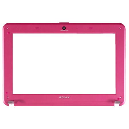 Рамка матрицы (B) для Sony VAIO VPCM12M1R/P / 012-301A-3463-A00 розовый