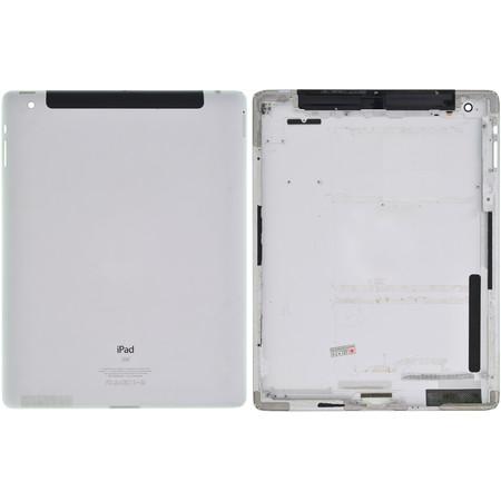 Задняя крышка Apple iPad 2 A1396 / 604-1836-32 серебристый