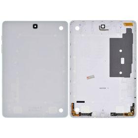 Задняя крышка планшета белый Samsung Galaxy Tab A 9.7 SM-T555 (LTE)
